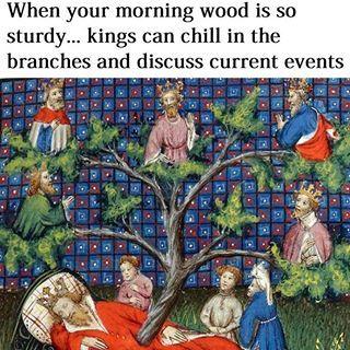 The Greatest Case Of Morning Wood Ever Art History Memes Classical Art Memes Art Memes