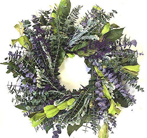 Springtime II Eucalyptus Wreath 17 Inch Int Dec http://www.amazon.com/dp/B0176VWKSK/ref=cm_sw_r_pi_dp_hOamwb1KRNYAR