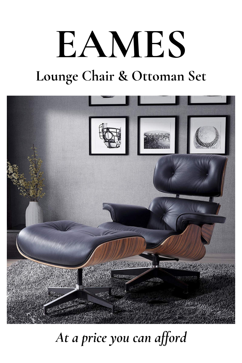 The Eames Lounge Chair No Modern Home Is Complete Without One Get The Best Eames Lounge Chair And O In 2020 Eames Lounge Chair Eames Lounge Chair Replica Eames Lounge