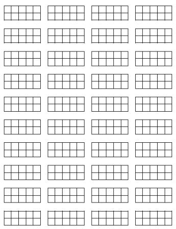 10 Frames Focus On Math Math Journals Math Resources Math Classroom