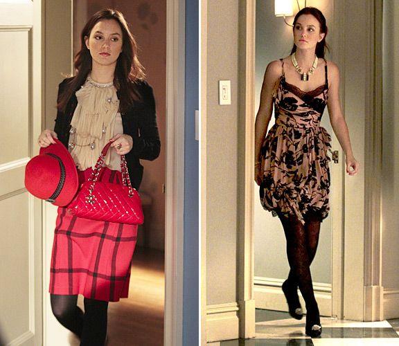 gossip girl fashion who looked best last night blair waldorf - Blair Waldorfzimmer