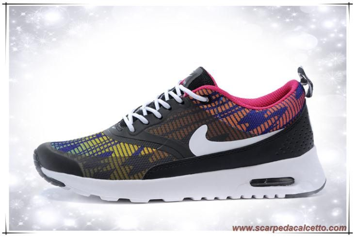 sneakers nike rosso