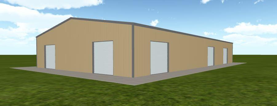 100x200 Pre Engineered Steel Building Metal Buildings For Sale Pre Engineered Steel Buildings Metal Buildings