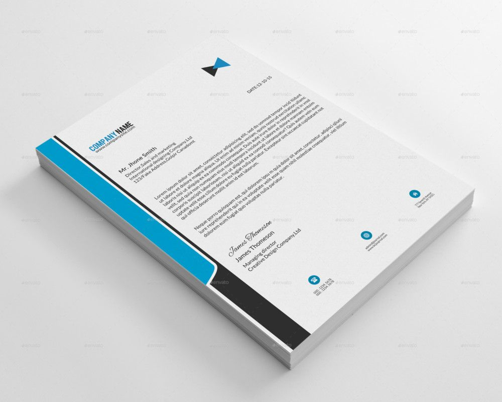 20 business letterhead templates word and psd for corporates 20 business letterhead templates word and psd for corporates friedricerecipe Images