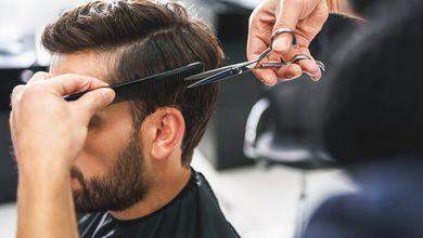 Haare selber schneiden: So schneidest du deinem Mann die