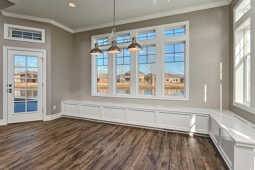 Clark And Co Homes Home New Homes Paint Colors For Home