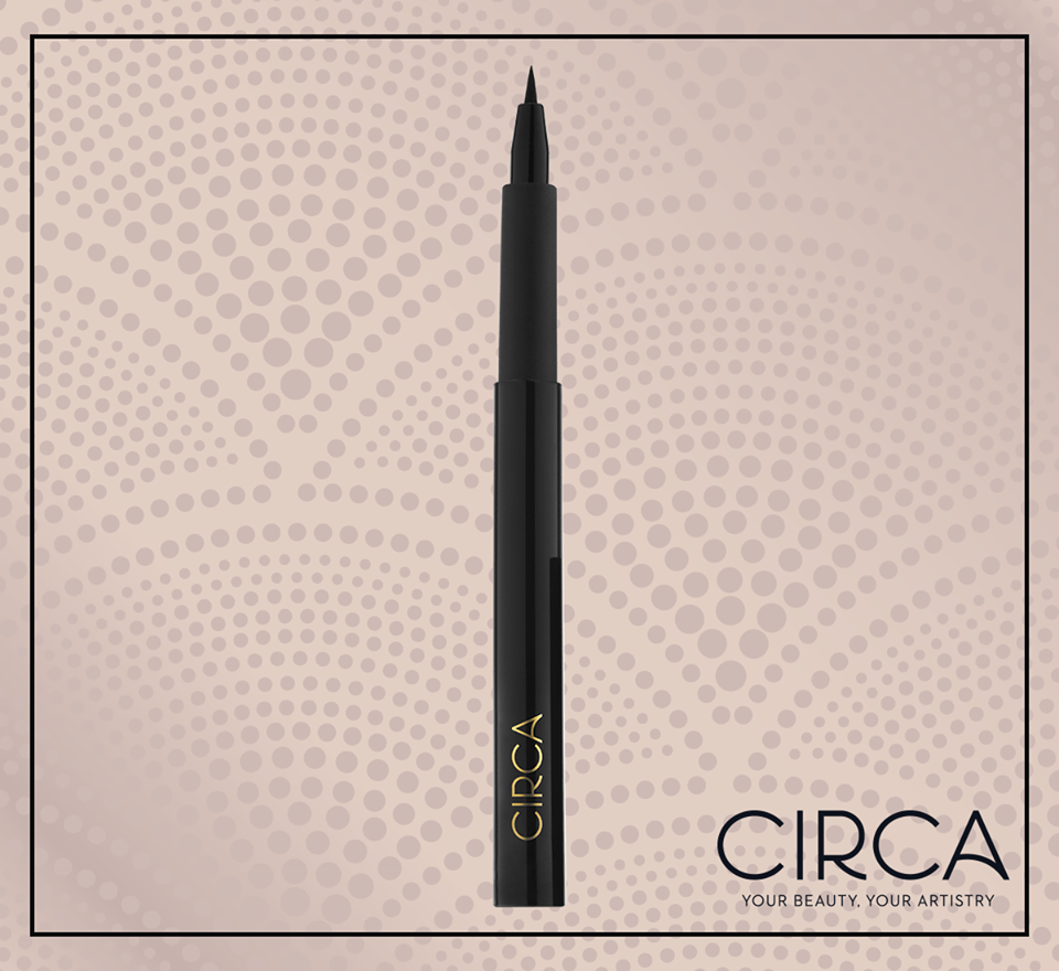 FADE TO BLACK Precision Eye Ink is an effortless liquid liner that contours and lines the eyes adding just the right amount of drama. #CIRCABeauty  SHOP at Walgreens or online