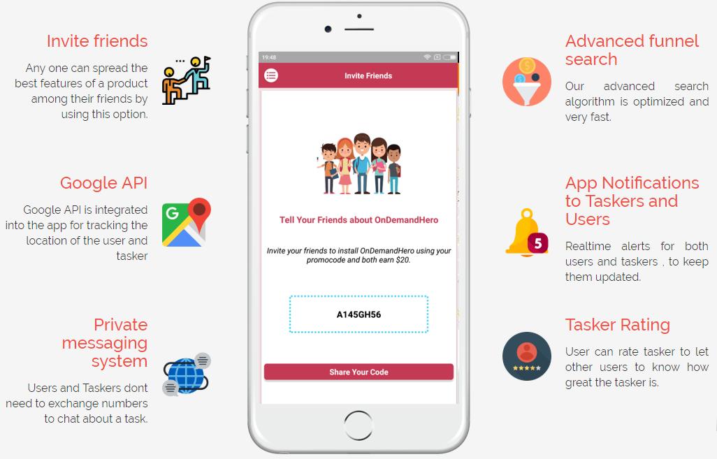 Taskrabbit Clone   Taskrabbit Alternative   App, Script