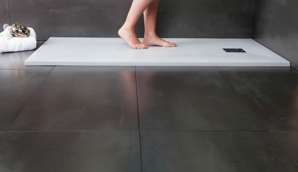 Duschtasse Bodengleich details zu luxus duschtasse pizarra bodengleich flach