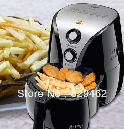 Electric Deep Fryer Air Fryer Fried Pot Household Large Capacity Cool Kitchen Gadgets Cool Kitchens Kitchen Gadgets