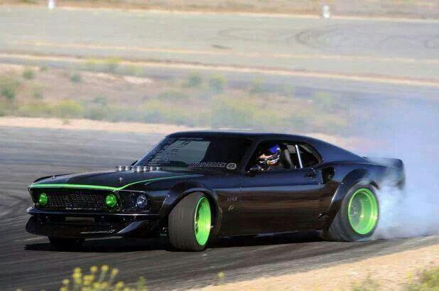 Mustang Drift Mustang Hot Rods Cars Muscle Drifting Cars