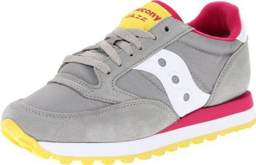 designer fashion 51290 25277 Saucony Originals Womens Jazz Original Running Shoe,Grey ...