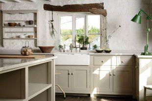 Cotes Mill Shaker Kitchen   deVOL Kitchens