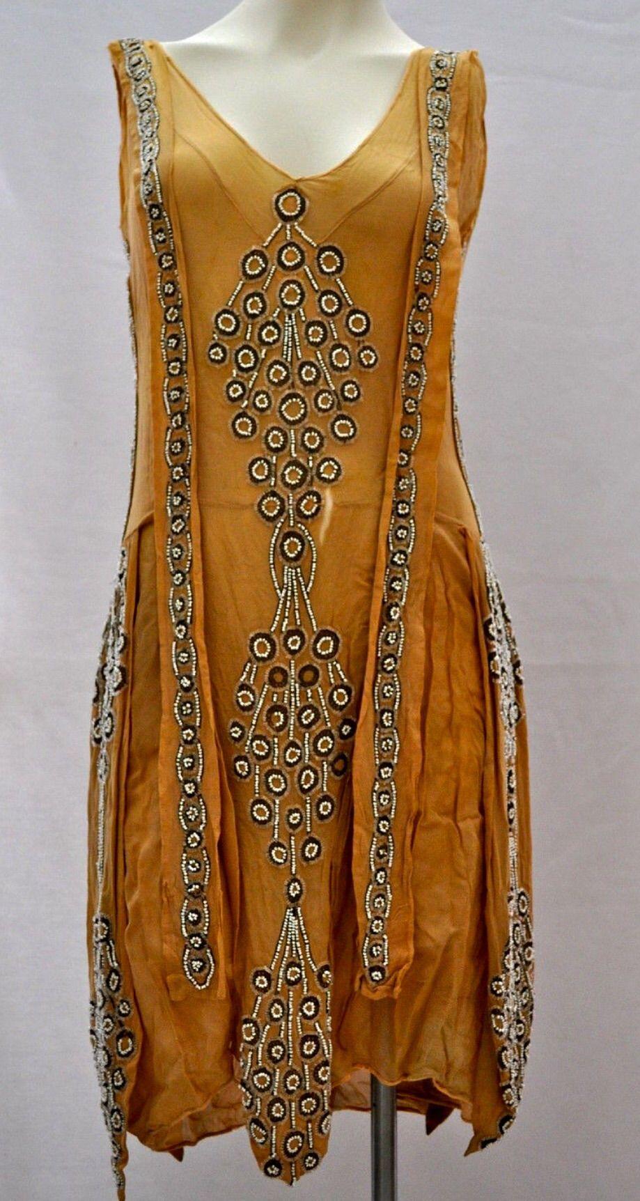 1920 S Beaded Dress
