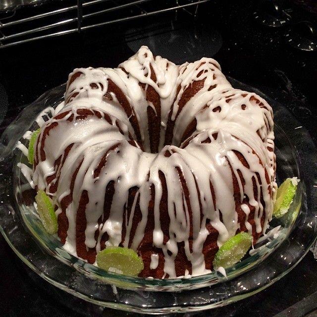 #keylime #poundcake