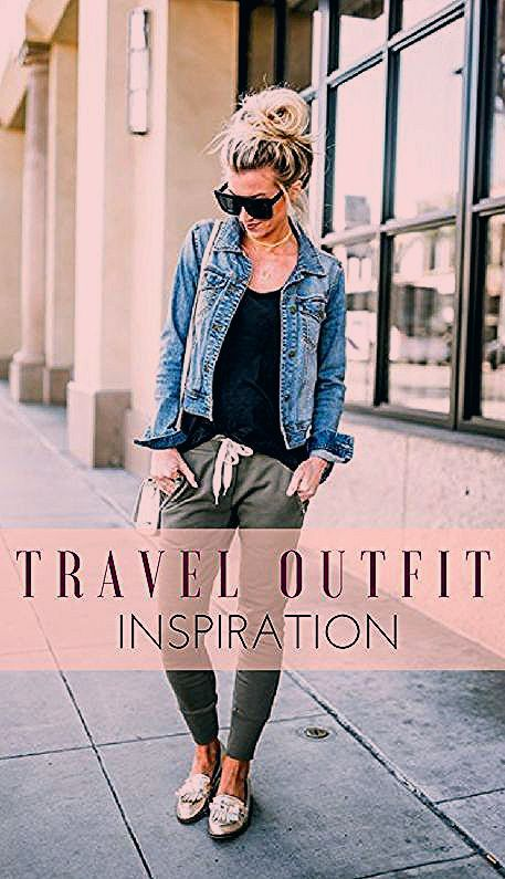 Photo of Travel Outfit Inspiration: Comfy Travel Clothes Ideas for Women