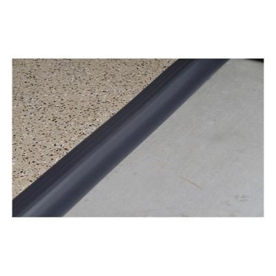 Tsunami Seal 10 Ft Gray Garage Door Threshold Kit 51010 The Home Depot Garage Door Threshold Grey Garage Doors Garage Door Threshold Seal