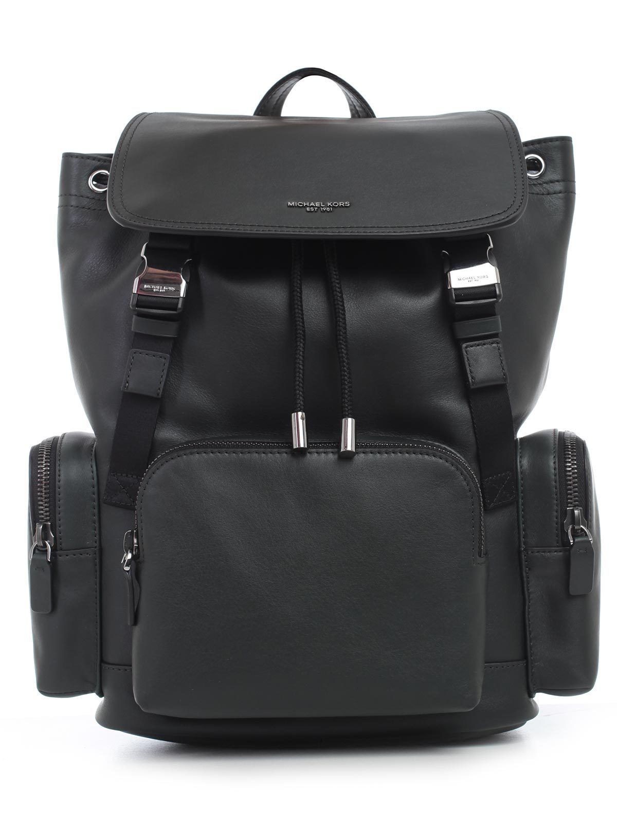 86f4a66a04a2 MICHAEL KORS MICHAEL KORS HENRY CLASSIC FLAP BACKPACK. #michaelkors #bags # leather #backpacks