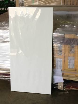 Kitchen Tiles Osborne Park premium quality rectified white gloss wall tiles 300x600