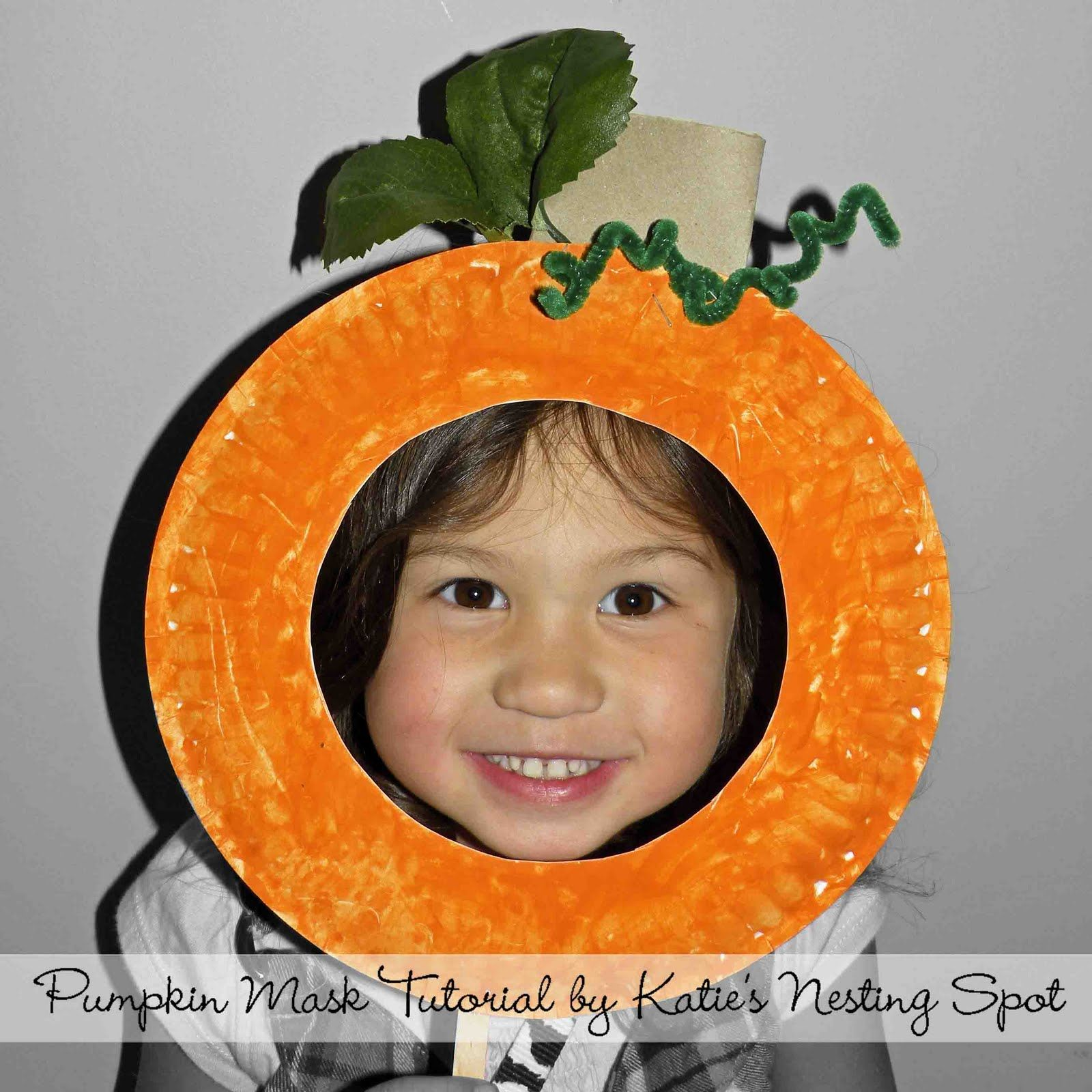 Muffin Tin Mom Pumpkin Paper Plate Craft For Kids  sc 1 st  Pinterest & Muffin Tin Mom: Pumpkin Paper Plate Craft For Kids | Classroom ...