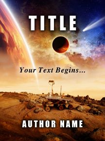 Book cover design for genres from science fiction, to fantasy, to non-fiction, and everything in-between. For more visit my gallery: selfpubbookcovers.com/rlsather SelfPubBookCovers: One-of-a-kind premade book covers where Authors can instantly customize and download their covers, and where Artists can post a cover and name their own price.