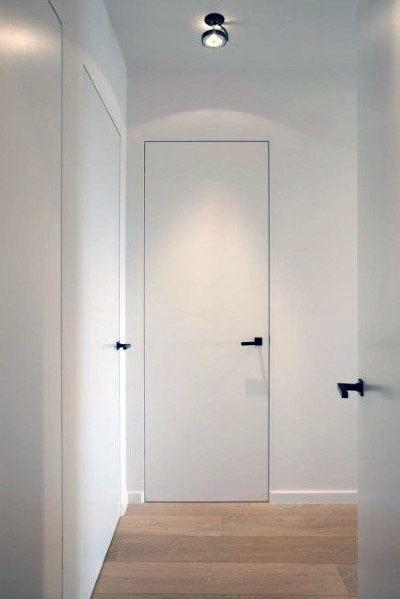 White Bedroom Door Handles