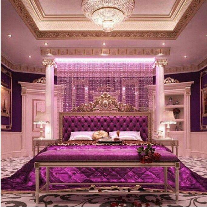 Feminine Bedroom, Bedroom