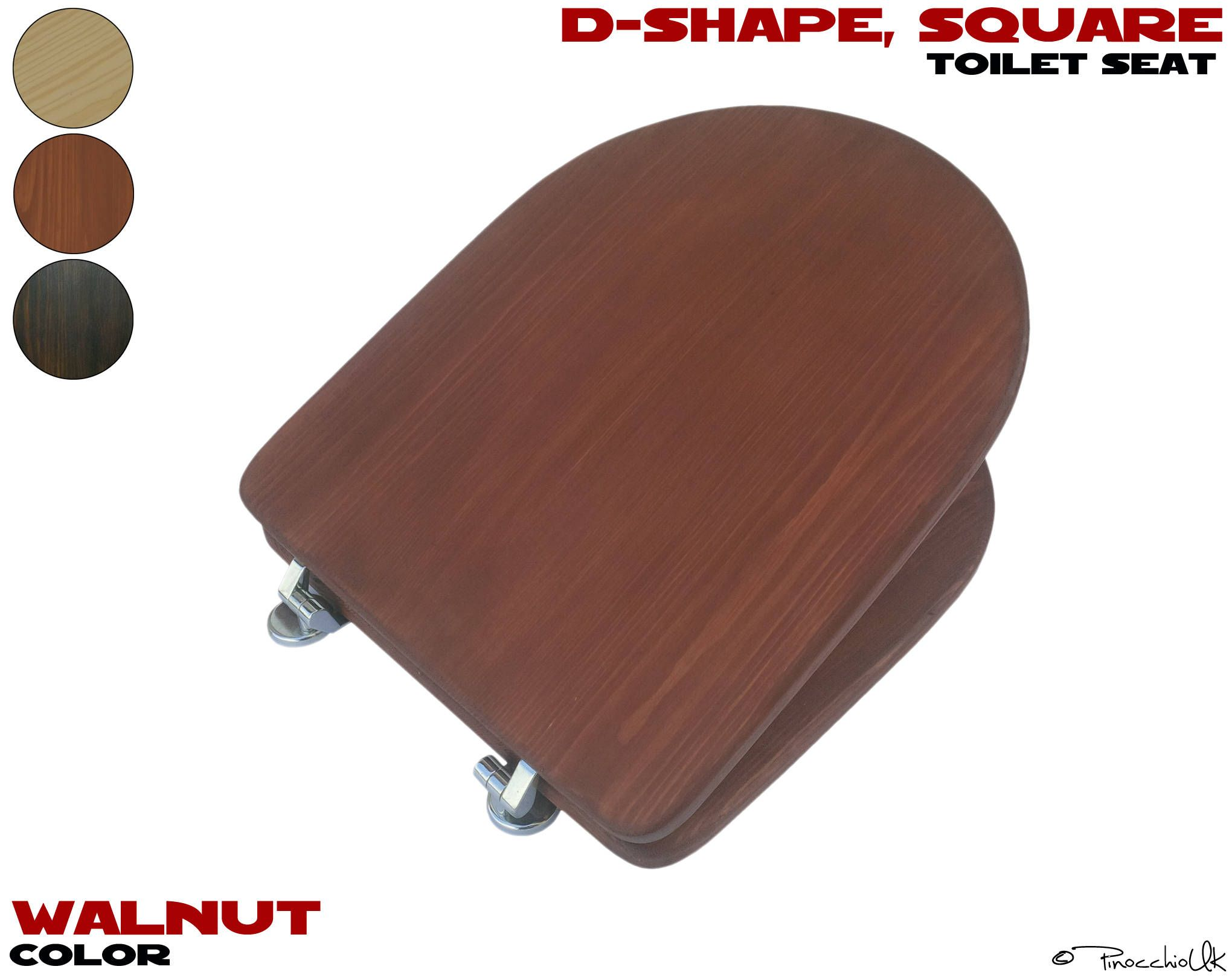 wooden d shaped toilet seat. Items Similar To Square Wooden Toilet Seat  3 Colors Choose D Shape Wood Rustic For Your Bathroom On Etsy Pin By PinocchioUK Wooden Pinterest Toilet