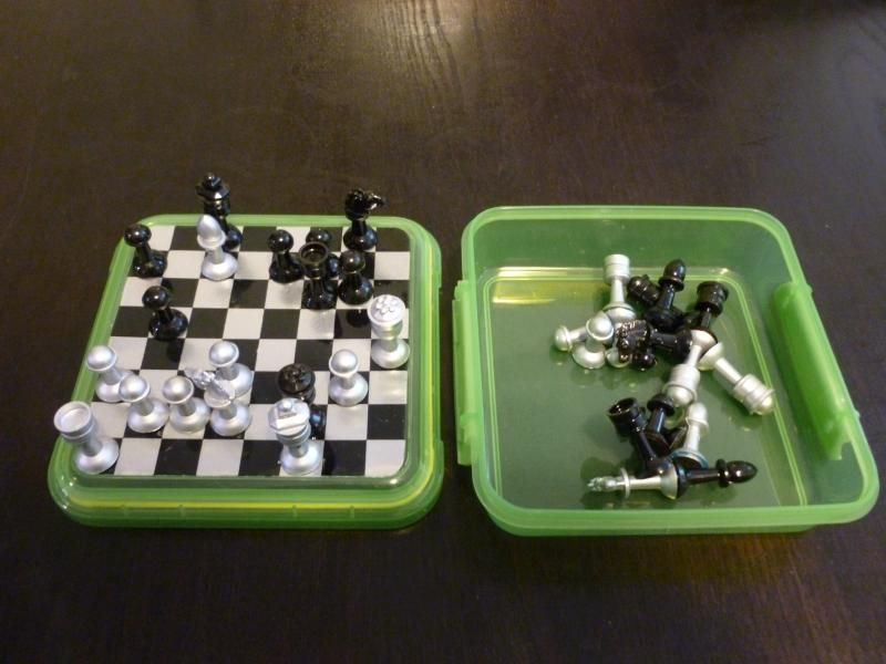 Magnetic Travel Chess Set | Chess sets, Chess and Operation ...