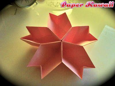 Origami maniacs origami flowers i heart craftsorigami box origami maniacs origami flowers mightylinksfo