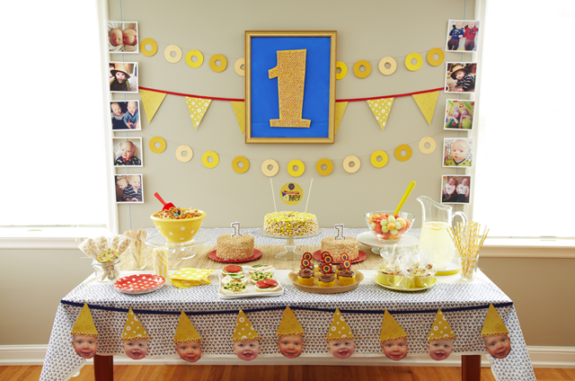 How to pull together an unforgettable 1st birthday Birthdays