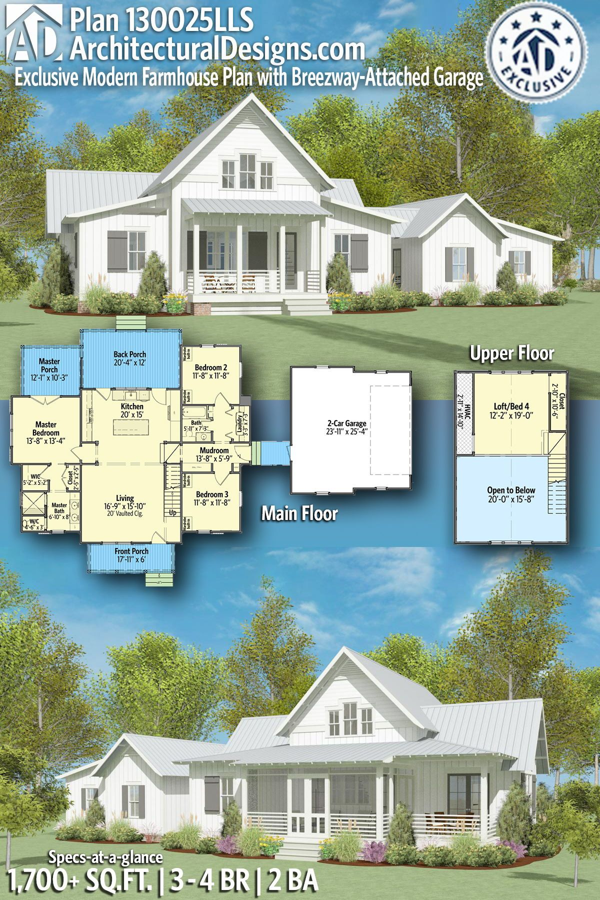 Plan 29887rl Snazzy Looking Carriage House Plan Carriage House Plans Building A Garage House Plans
