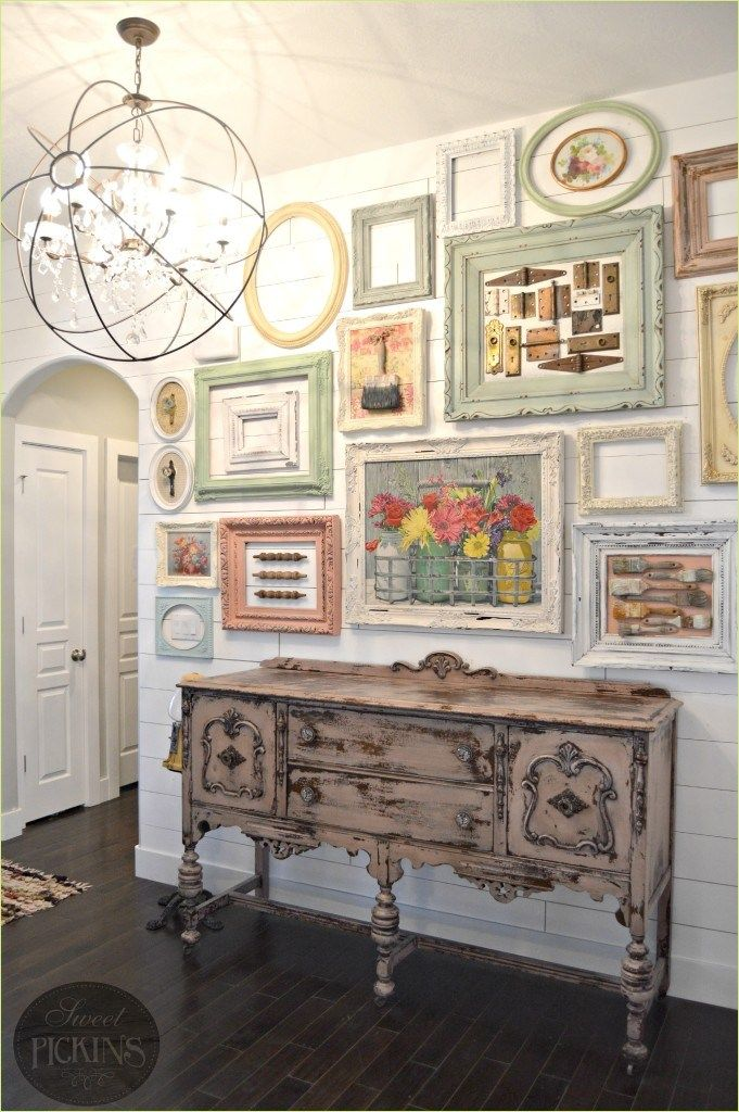 37 Clever Organize Farmhouse Wall Grouping Ideas | Home ...