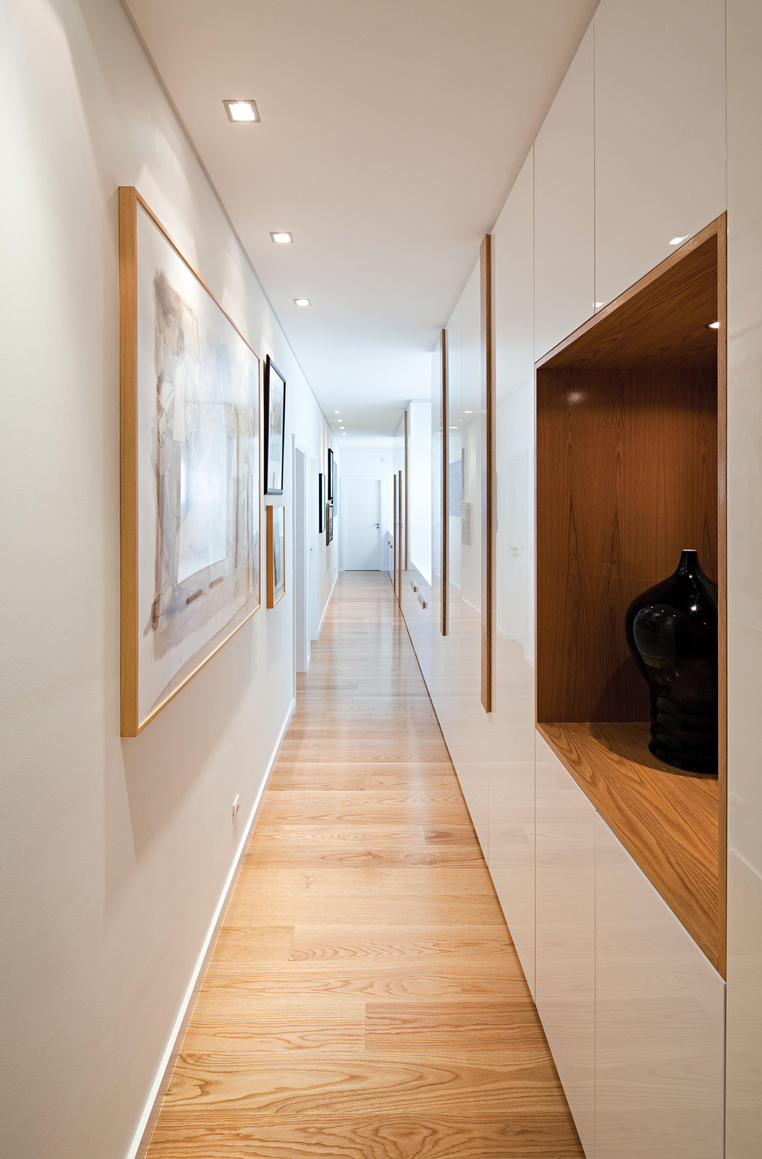 Recessed Modern Hallway Lighting Fixtures