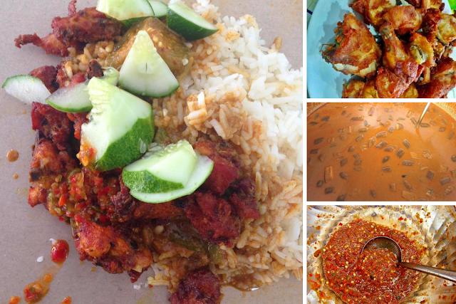 Resepi Nasi Kak Wok Harum Wangi Ayam Gorengnya Memikat Selera Resepi Nasi Kak Wook Berpuaka Kenapa Nasi Kak Wok Sangat Gulai Wajan Resep Masakan Malaysia