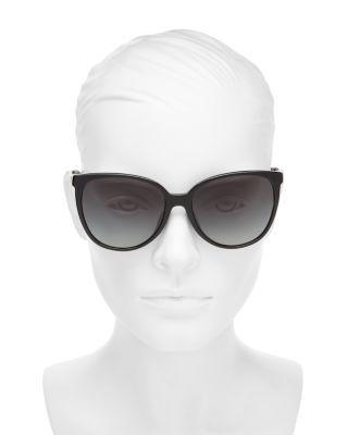 Givenchy Women's Round Sunglasses, 57mm – Dark Havana/Brown