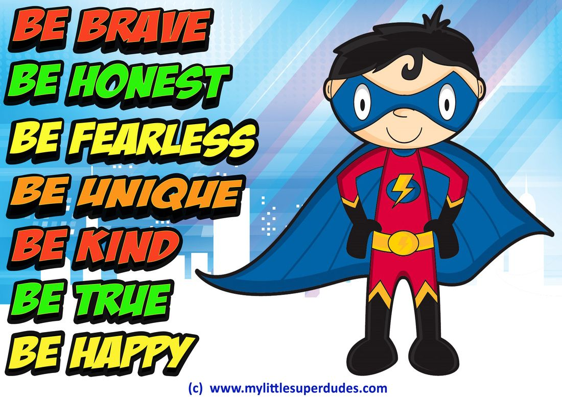Super Positive Affirmations Posters