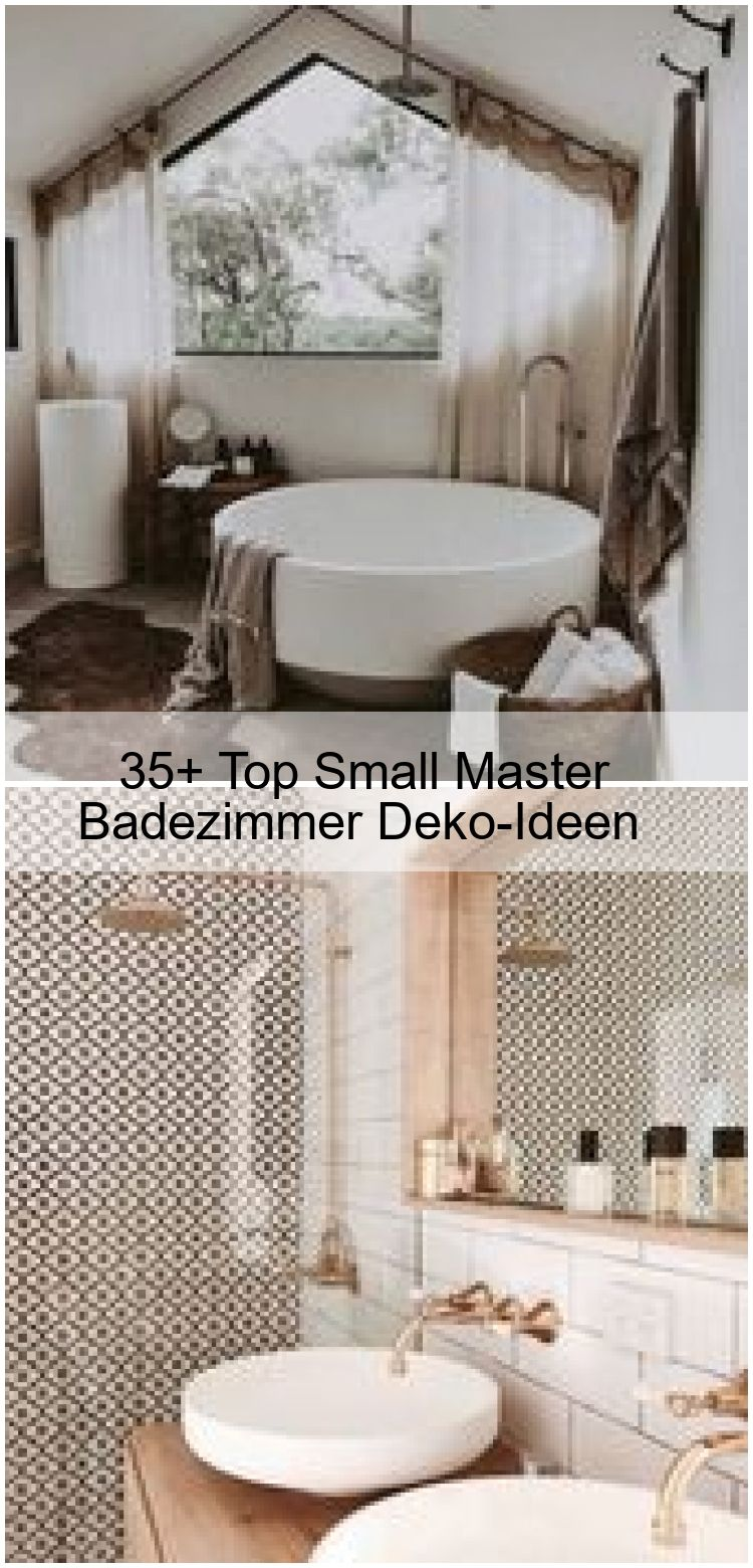 35 Top Small Master Badezimmer Deko Ideen Badezimmer Decortionbathroom Dekoideen Master Small Top Decorating Blogs Decor Alcove Bathtub