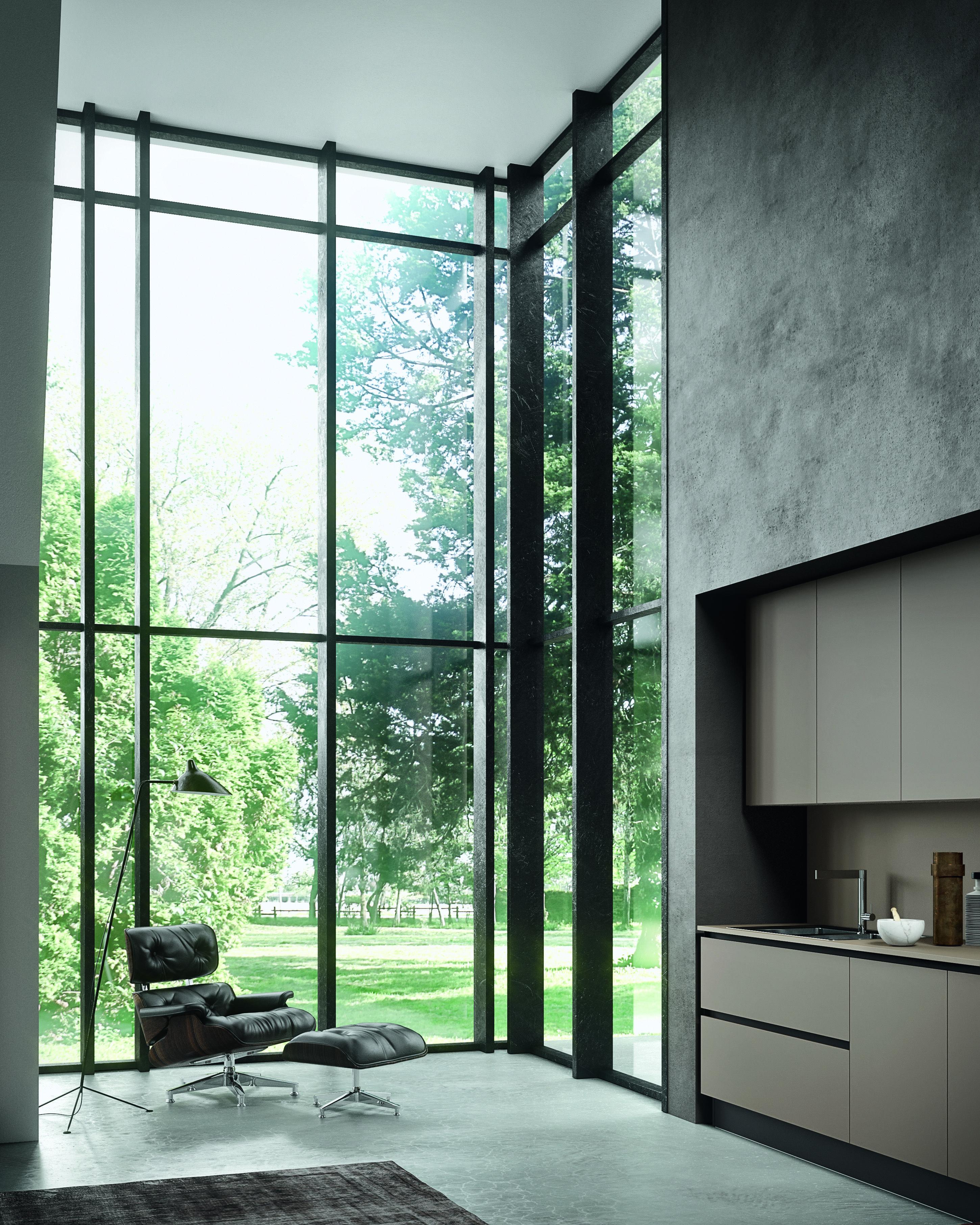Eko gloss lacquers and woods nel 2019 architettura di for Architettura interni case