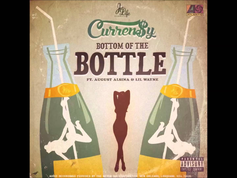 Curren$y - Bottom Of The Bottle (Instrumental W/Chorus