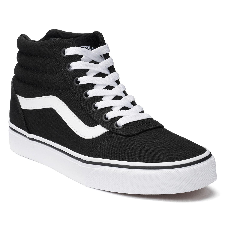 Vans Ward Hi Women's Skate Shoes | Vans shoes high tops ...