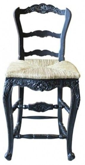 Pleasing New Counter Height Stool Black French Country Rattan Sturdy Ncnpc Chair Design For Home Ncnpcorg