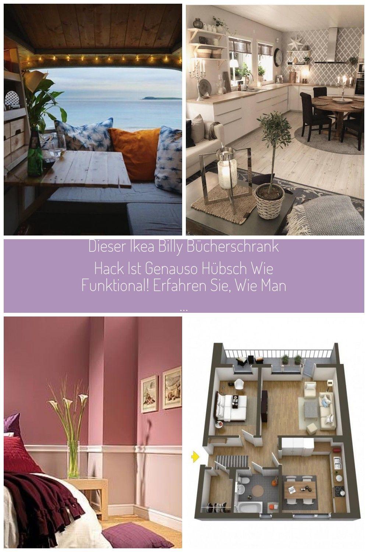 19 Diy Camper Van Remodel Inspirations Bodenbelag Schlafzimmer Dieser Ikea Billy Bucherschrank Hack Ist Ge Wohnung Gestalten Bucherschrank Kuchen Bodenbelag