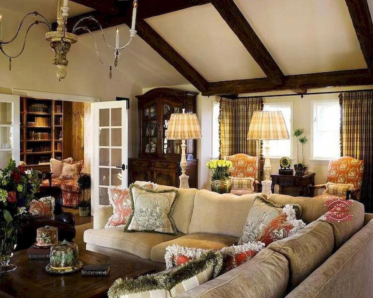 French country living room design and decor ideas frenchcountryinterior also rh pinterest