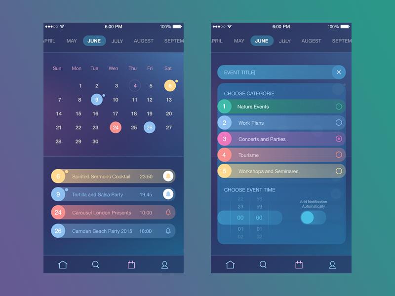 Best 25+ Calendar app ideas on Pinterest