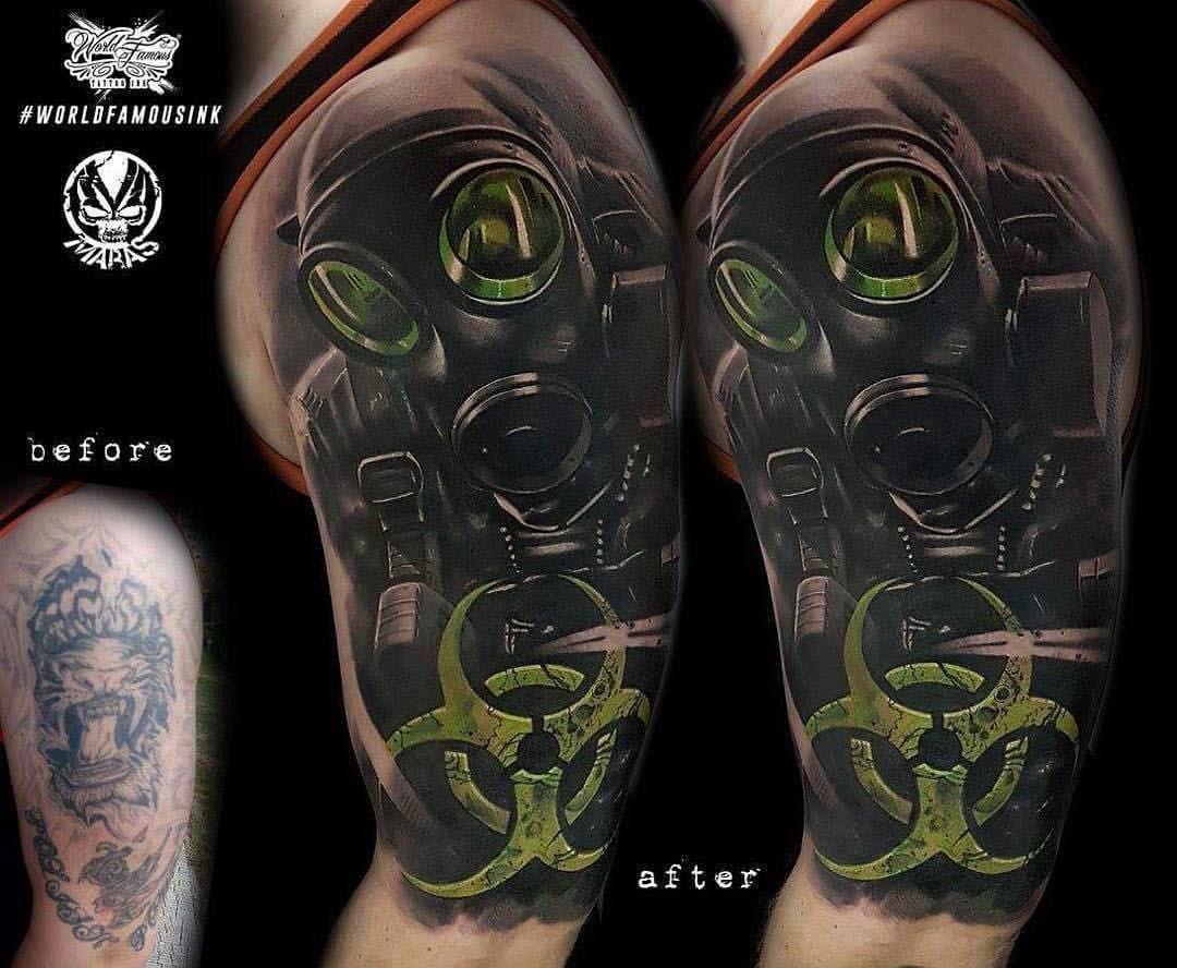 Mi Piace 31 Commenti 1 Tattoo World Pub Tattoo World Pub Su Instagram By Marekmarastattoo Be Tattoos For Guys Cool Tattoos For Guys Tattoos