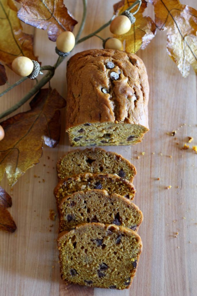 Great Harvest Pumpkin Chocolate Chip Bread Recipe
