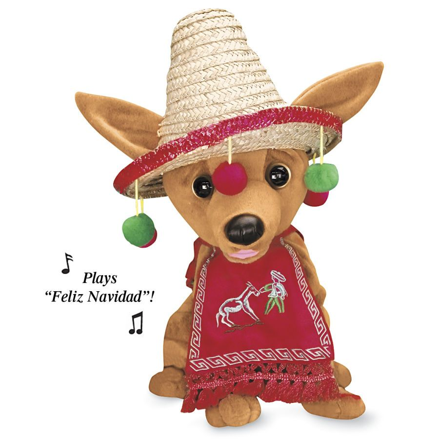Musical Pancho the Chihuahua