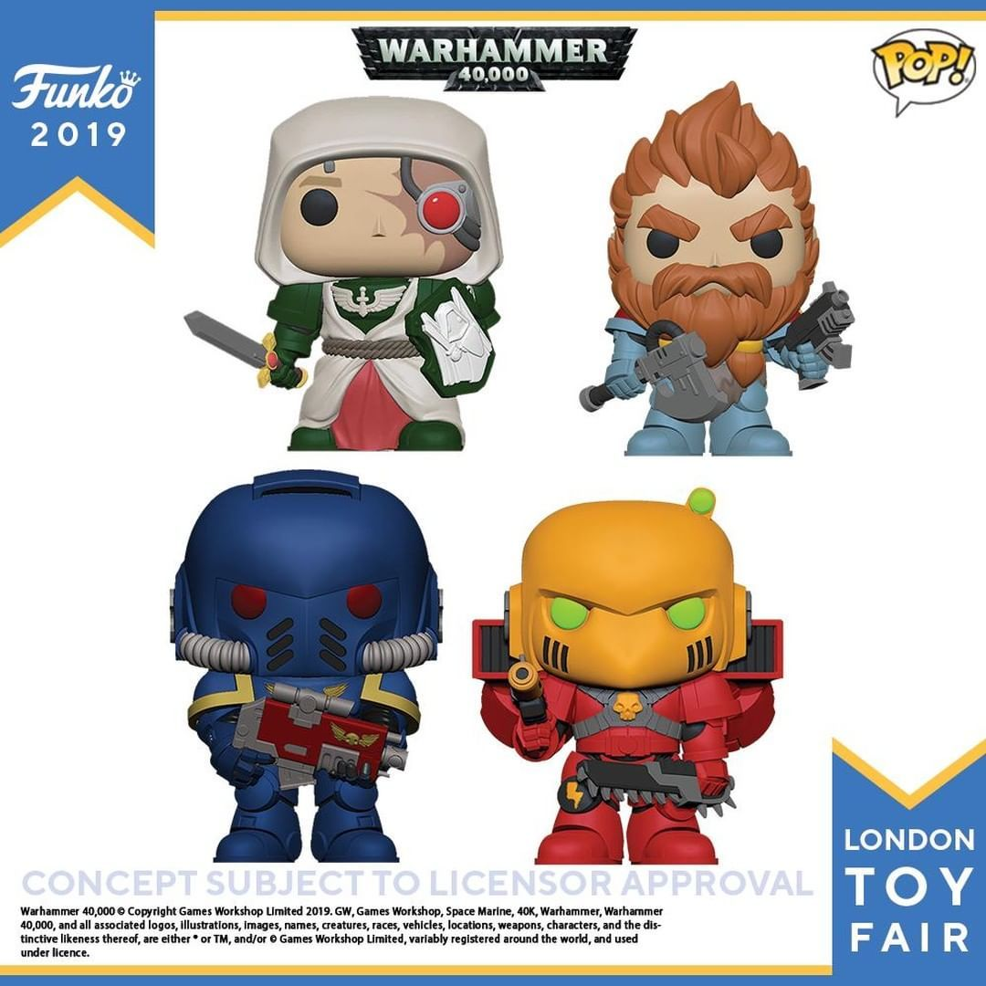 London Toy Fair Reveal (With images) London toy, Funko