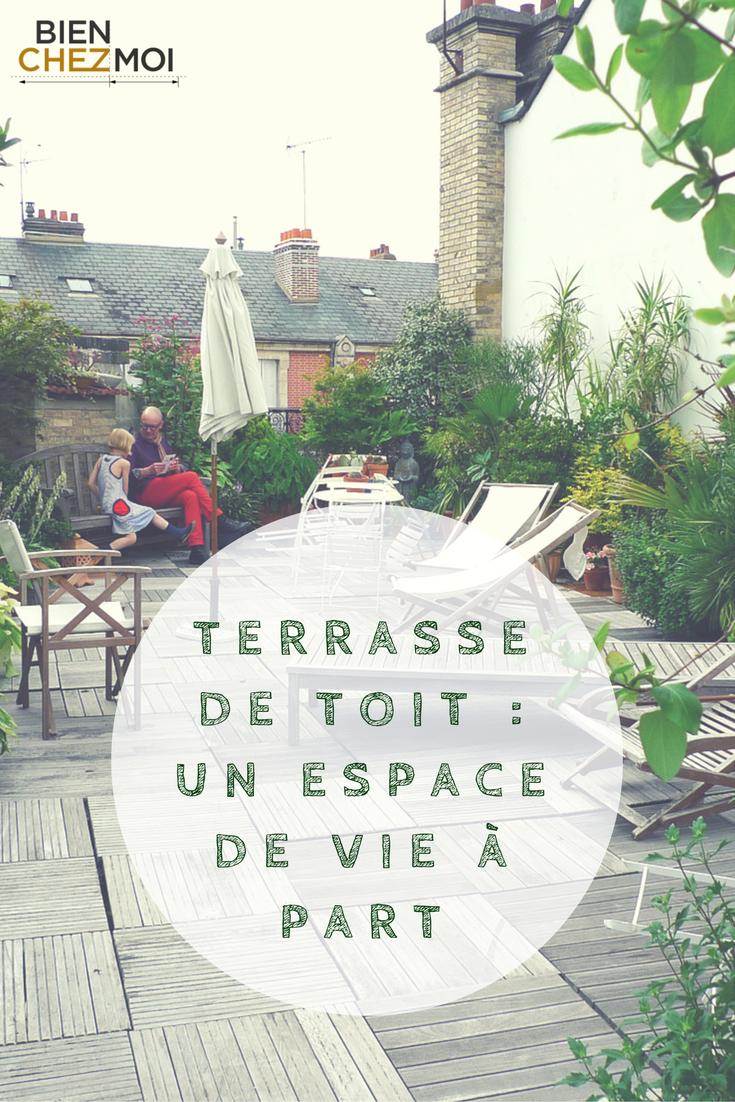 Toit terrasse : comment gagner des m² en exploitant sa toiture ?